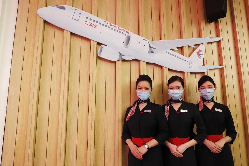 當代中國-中國新聞-國產客機3