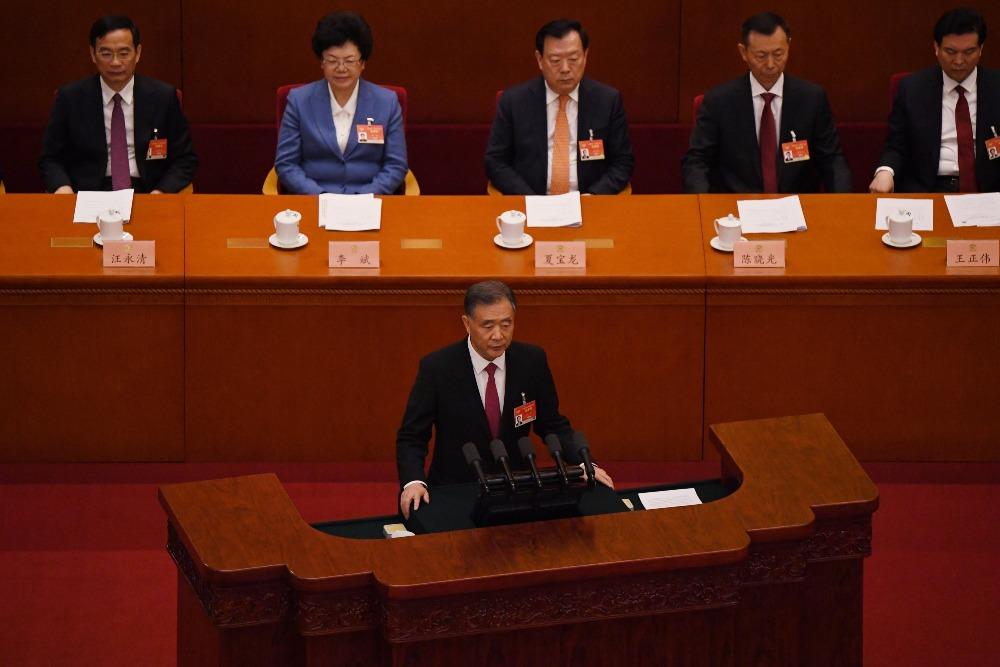 當代中國-中國新聞-政協開幕1