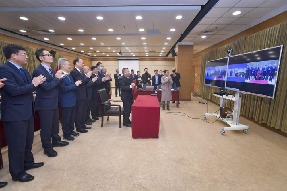 當代中國-中國新聞-月球科研站1