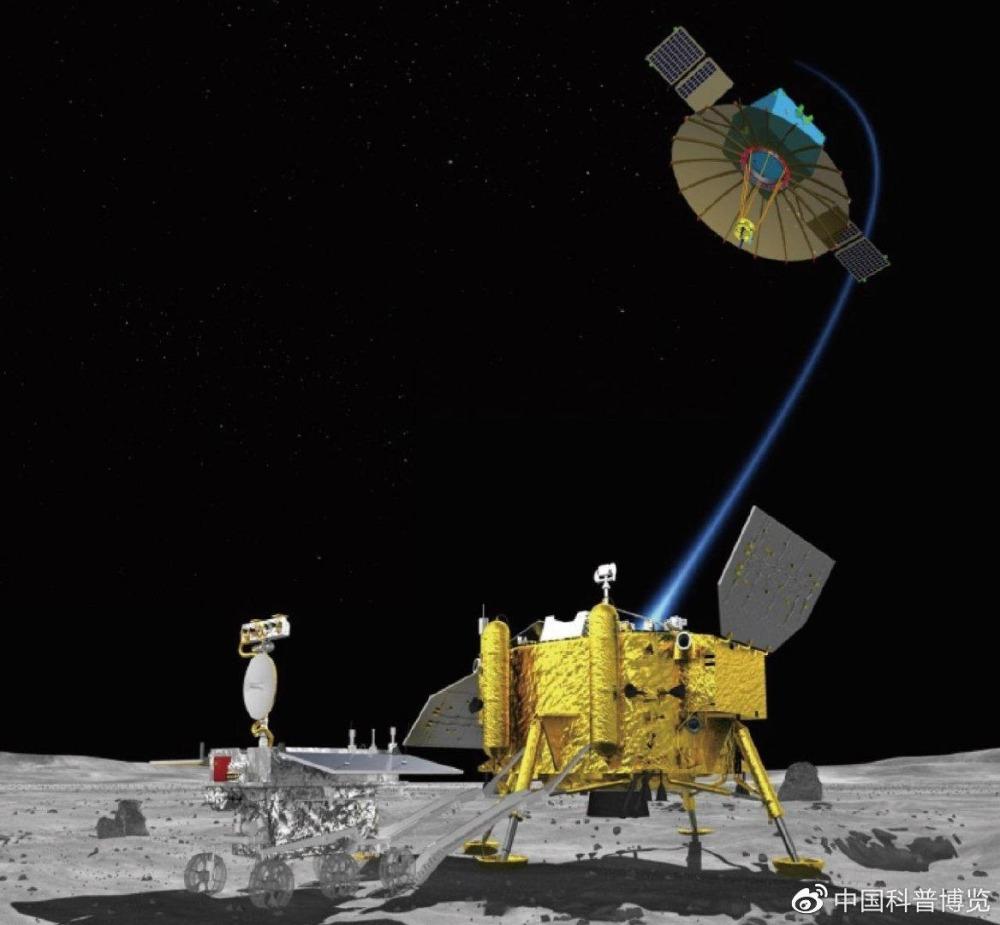 當代中國-中國新聞-月球科研站2