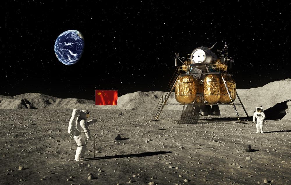 當代中國-中國新聞-月球科研站3
