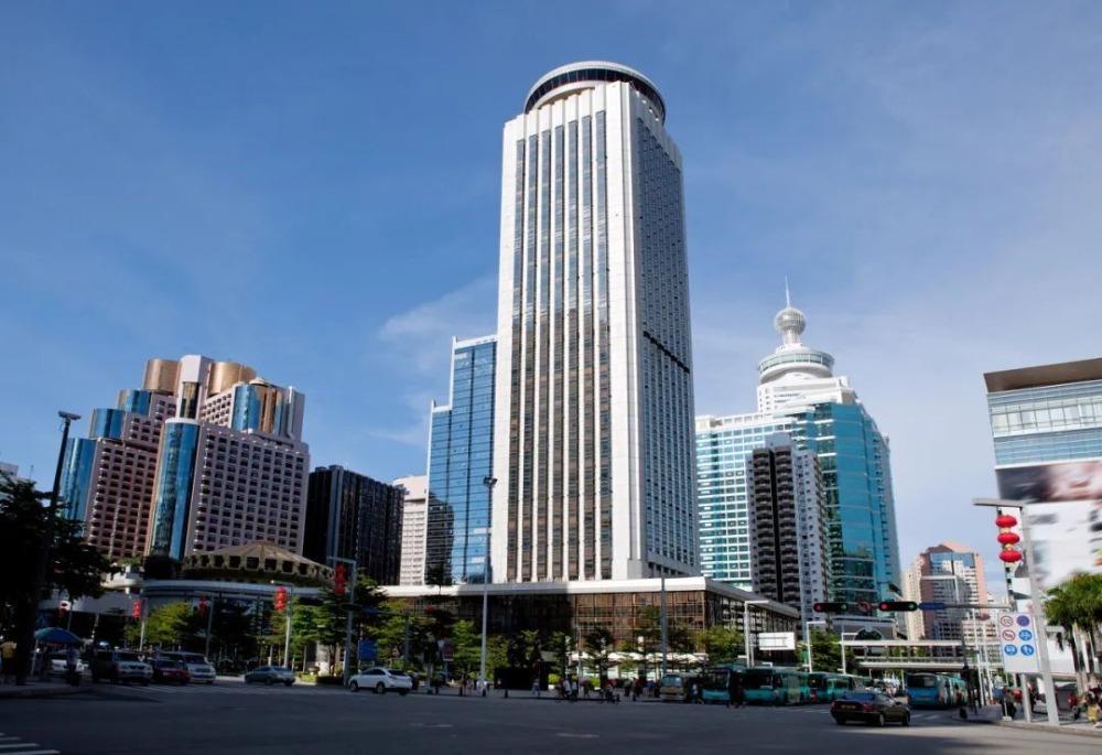當代中國-中國新聞-深圳免稅城2
