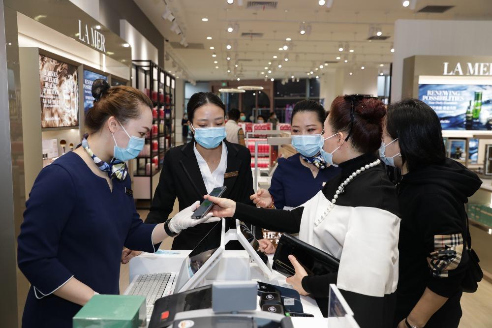 當代中國-中國新聞-深圳免稅城3