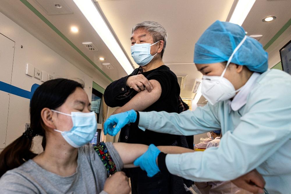 當代中國-中國新聞-疫苗破億2