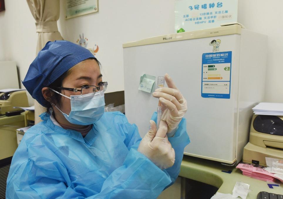 當代中國-中國新聞-蛋白疫苗2