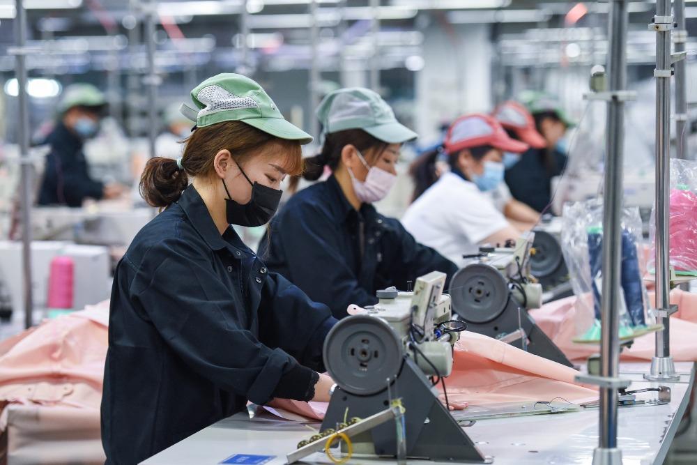 當代中國-中國新聞-製造業發展1