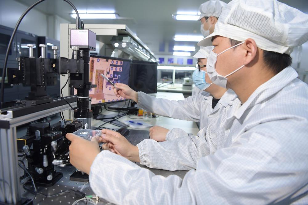 當代中國-中國新聞-製造業發展2