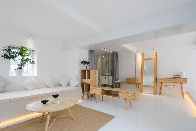 設有20間客房,分別為雙人房與單人房供旅客選擇。(圖片來源:Decomyplace.com)