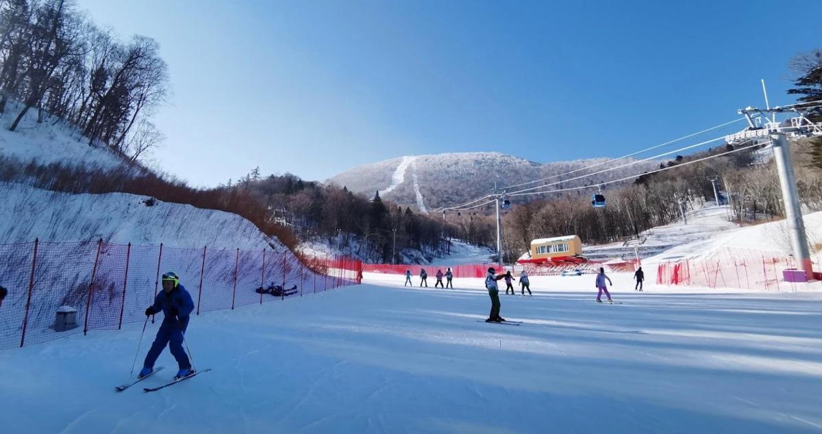 由1998年開始,每年一度舉辦中國國際滑雪節。2009年更成為2009年冬季大學生運動會指定場地。