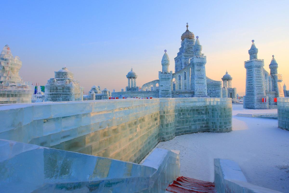 每年一度的哈爾賓國際冰雪節,具有濃郁的歐陸風情,成為中國首批優秀旅遊城市和歷史文化名城之一。