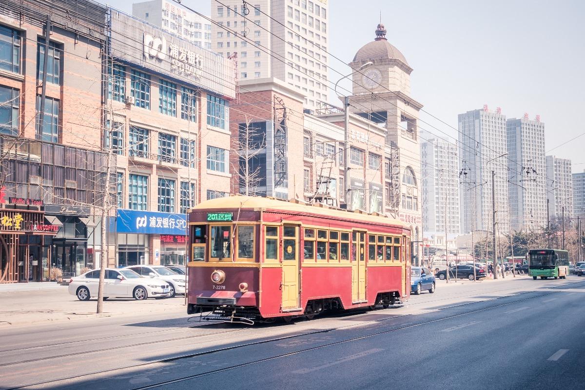 當代中國-潮遊生活-旅遊風物-特色交通工具02