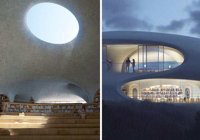 海口雲洞圖書館