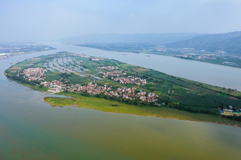 肇慶硯洲島