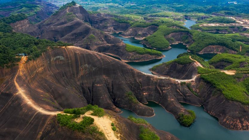 湖南郴州高椅嶺