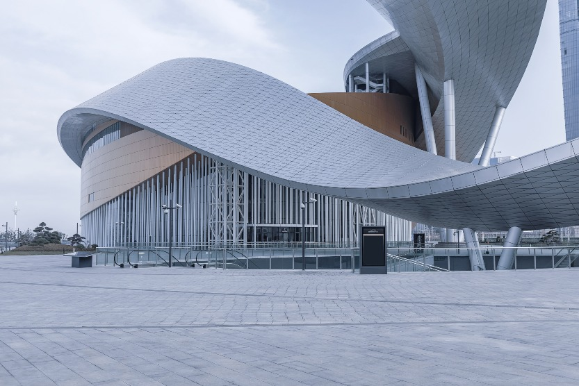 蘇州灣文化中心