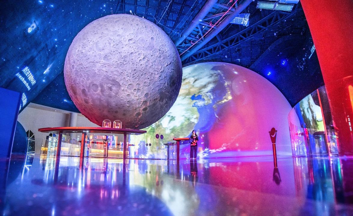 當代中國-中國旅遊-上海旅遊-上海-上海天文館-02