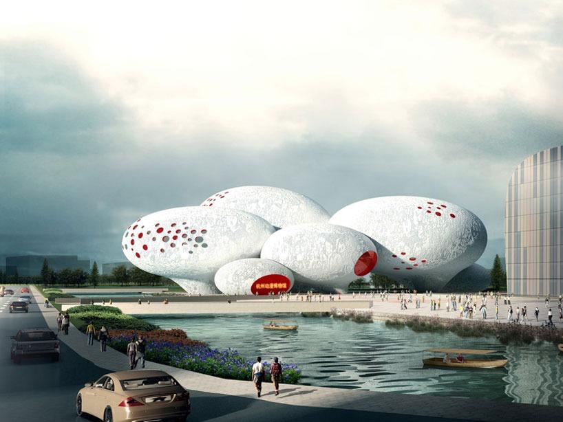 當代中國-中國旅遊-杭州旅遊-杭州-中國動漫博物館-02