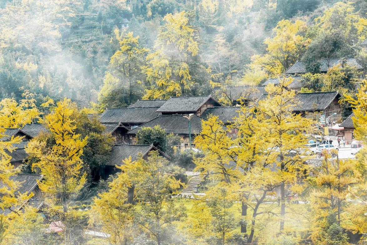 當代中國-中國旅遊-貴州旅遊-貴州-貴州六盤水-03