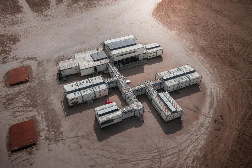 當代中國-中國旅遊-青海旅遊-青海冷湖-青海冷湖火星營地-02