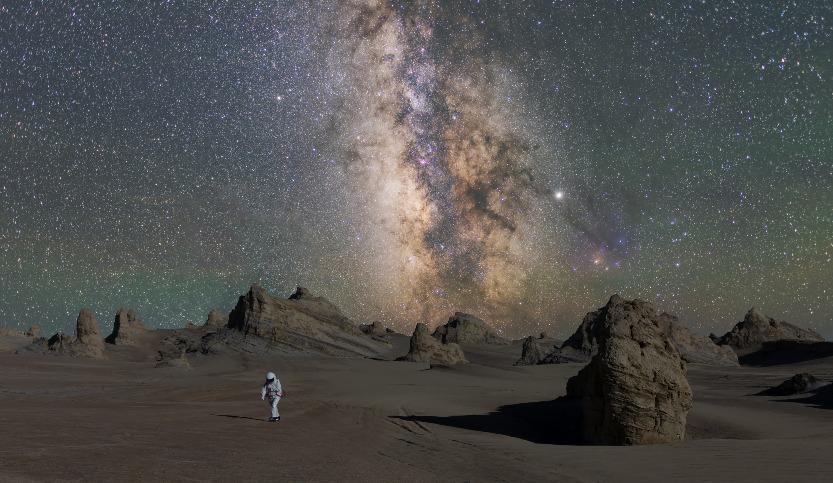 當代中國-中國旅遊-青海旅遊-青海冷湖-青海冷湖火星營地-04