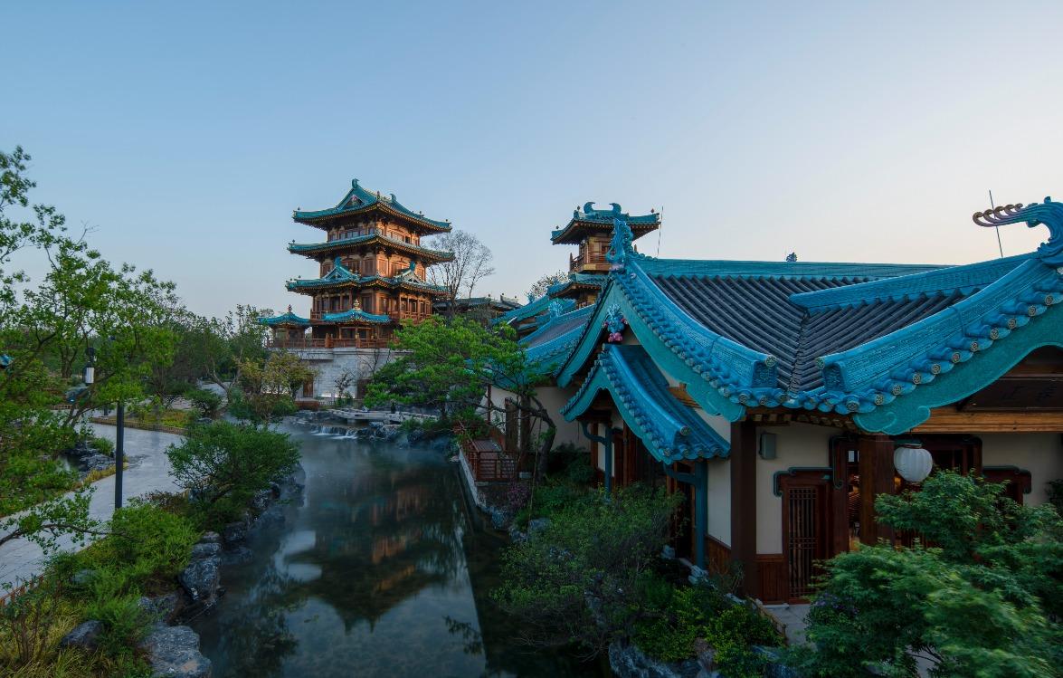 當代中國-中國旅遊-南京旅遊-南京-南京金陵小鎮-01