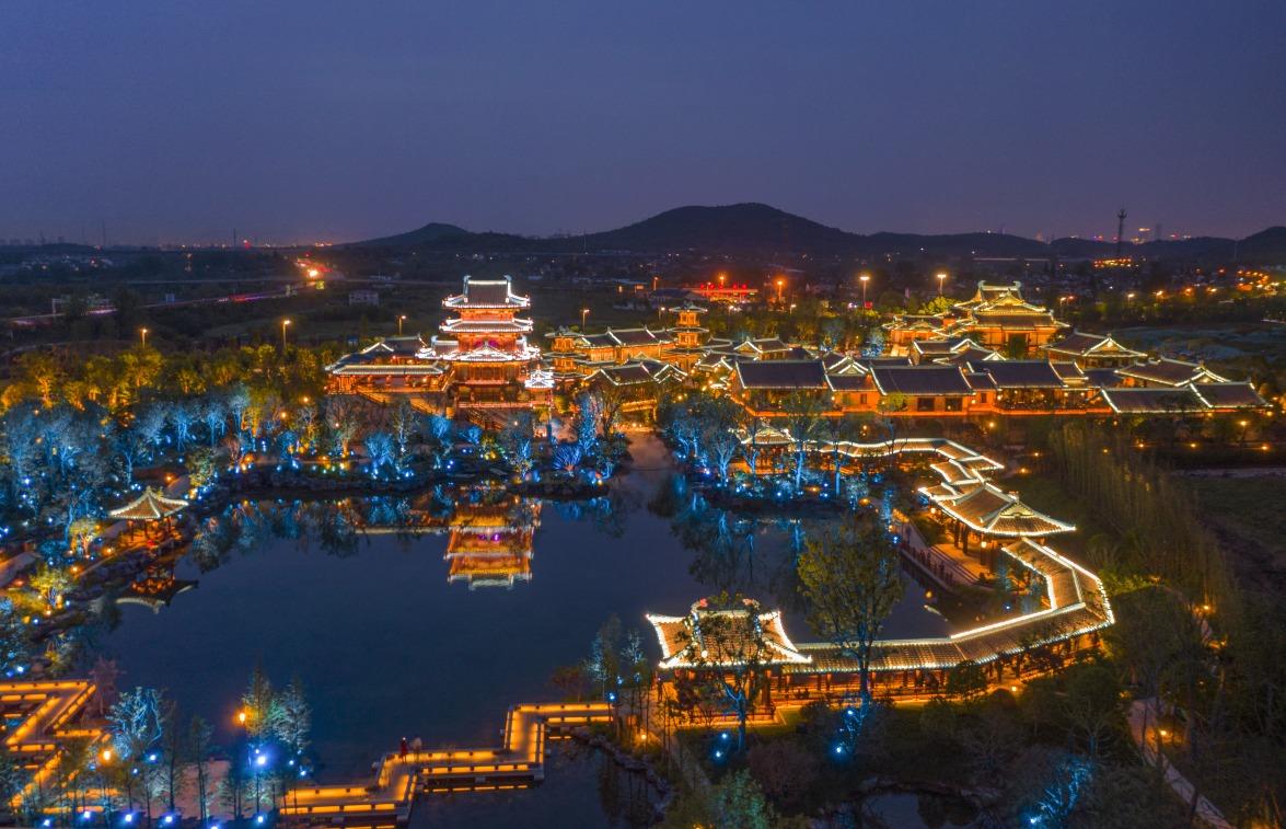 當代中國-中國旅遊-南京旅遊-南京-南京金陵小鎮-02