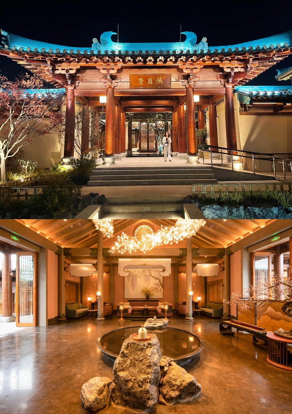 當代中國-中國旅遊-南京旅遊-南京-南京金陵小鎮-05