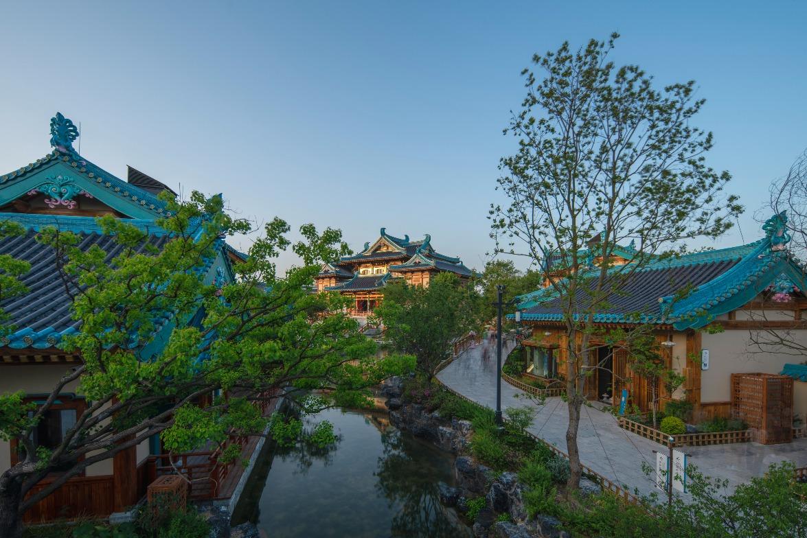 當代中國-中國旅遊-南京旅遊-南京-南京金陵小鎮-03