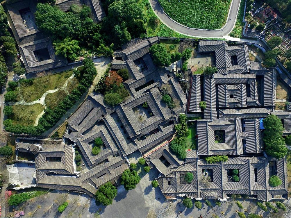 當代中國-中國旅遊-成都旅遊-成都-成都熊貓空鐵-劉氏莊園