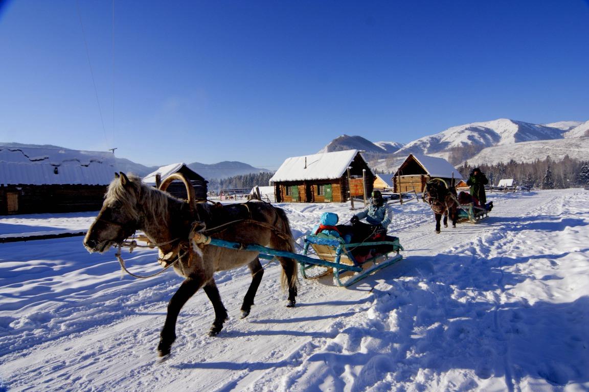 當代中國-中國旅遊-新疆旅遊-新疆-新疆禾木村-06