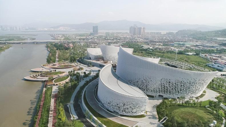 當代中國-中國旅遊-福州旅遊-福州海峽文化藝術中心