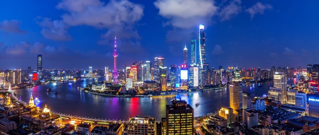 當代中國-焦點中國-改革開放-浦東