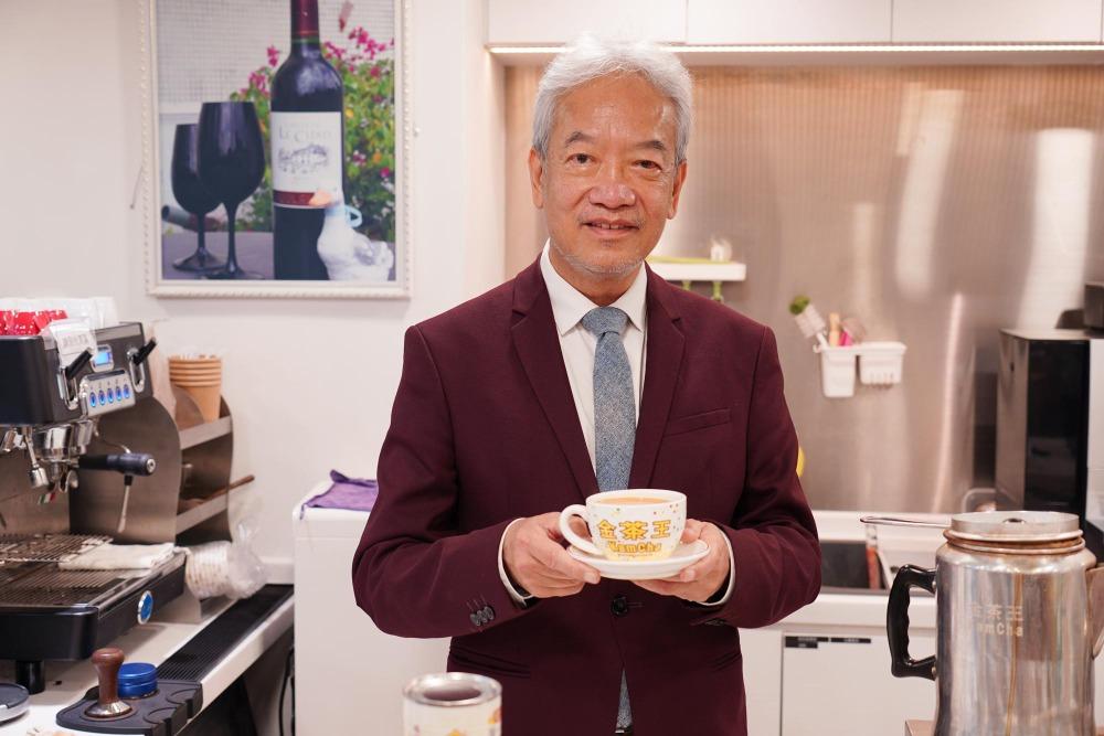 當代中國-粵港澳大灣區-香港文化-香港飲食文化-茶餐廳-港式奶茶-1
