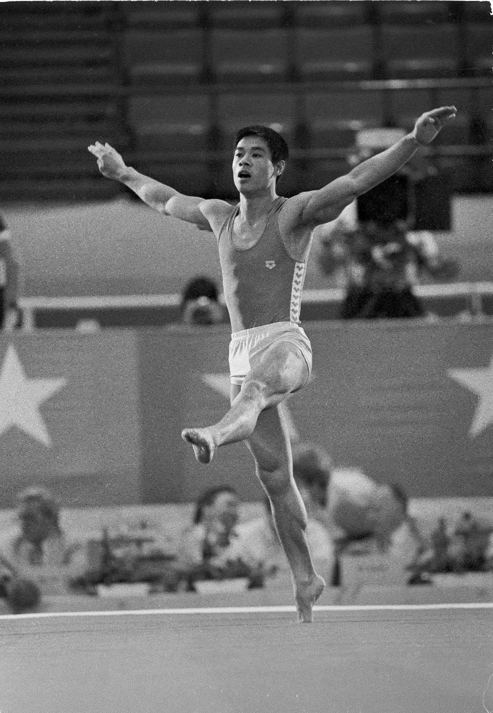 當代中國-改革開放-重溫改革開放後1984年奧運 中國奪金的難忘畫面