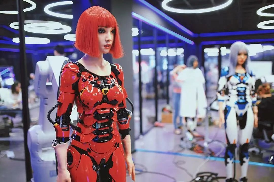 當代中國-中國科技-智慧生活-EX未來科技館