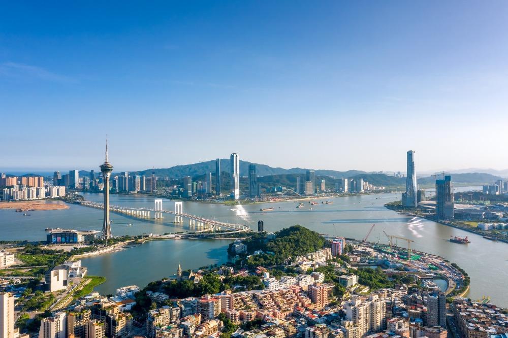 經濟發展-粵澳合作區1
