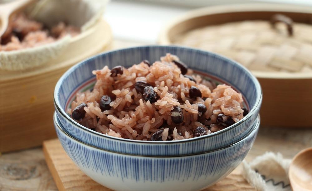 當代中國-中國文化-冬至-紅豆糯米飯