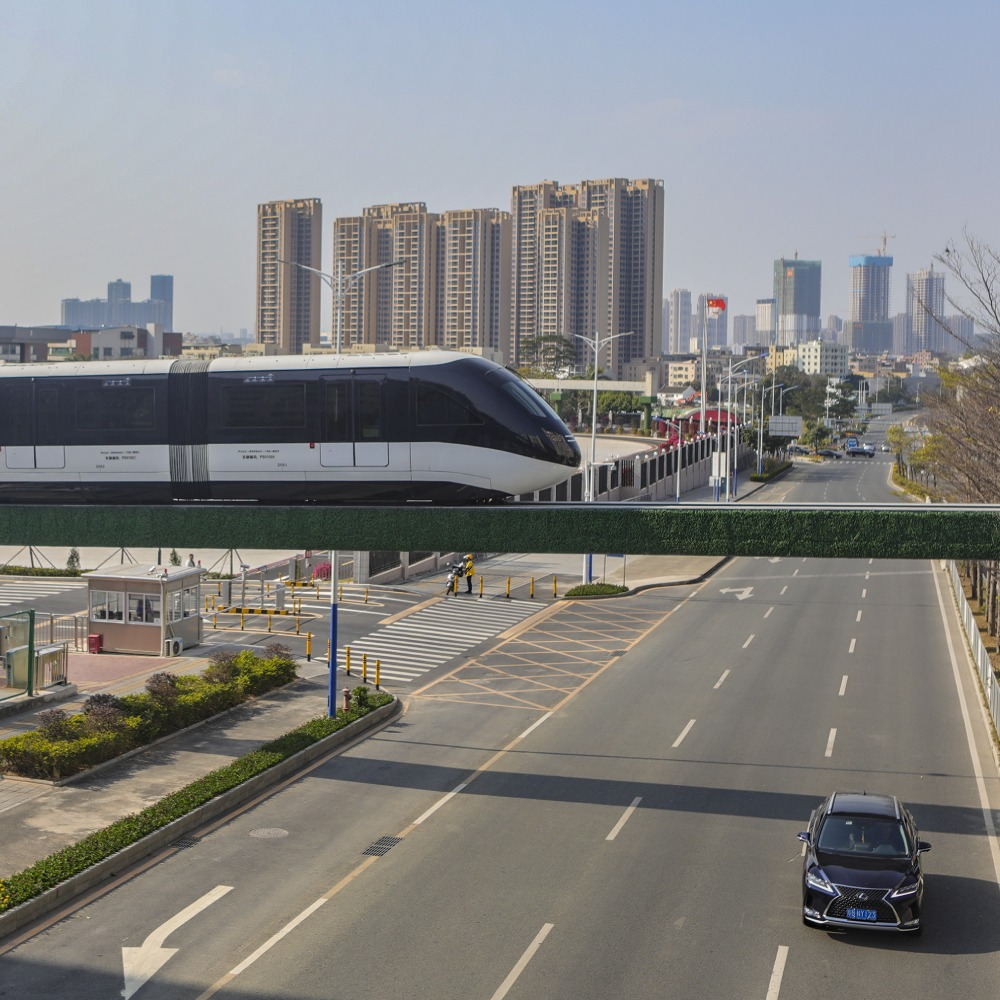 中國科技-高鐵-雲巴