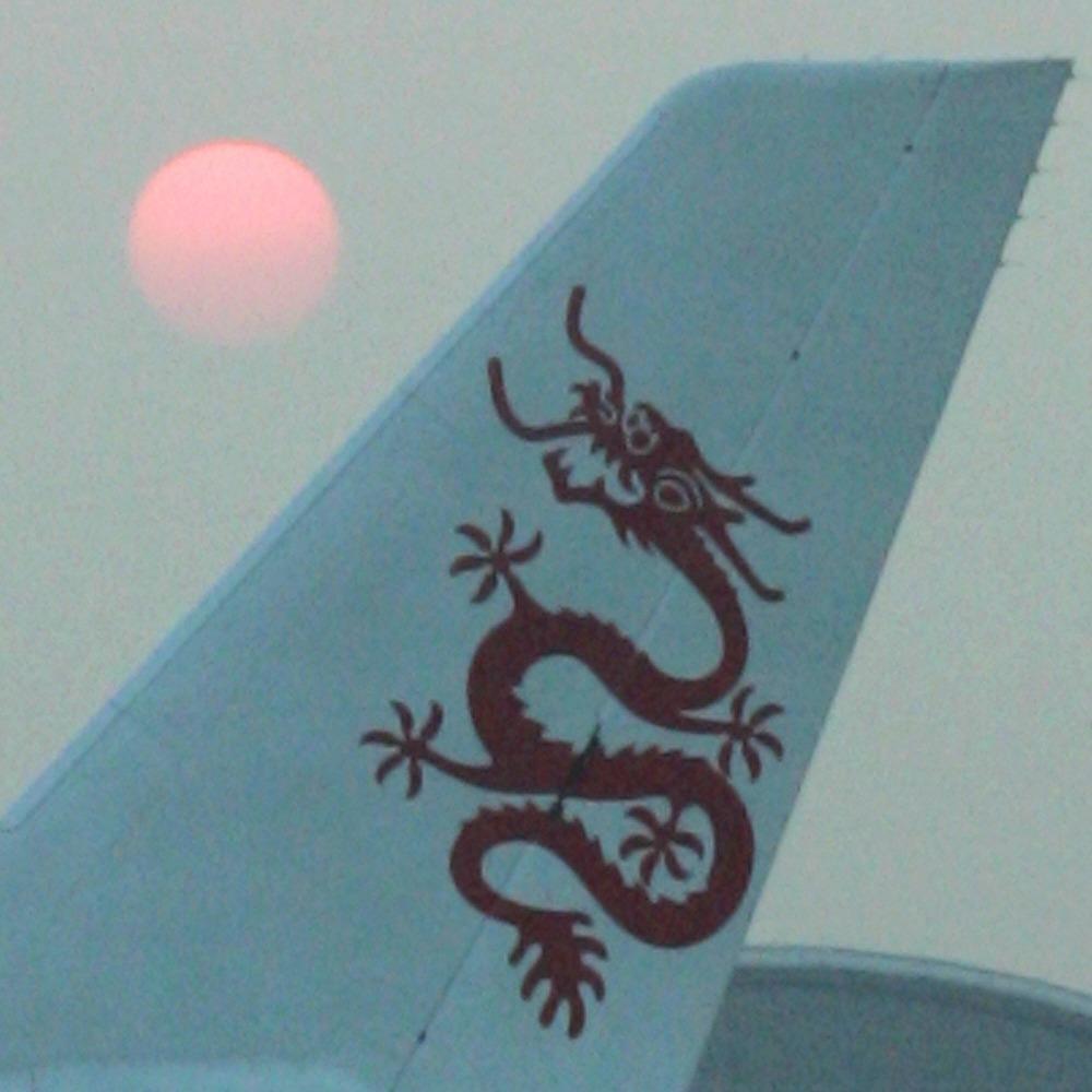 當代中國-名家專欄-港龍航空寫入歷史