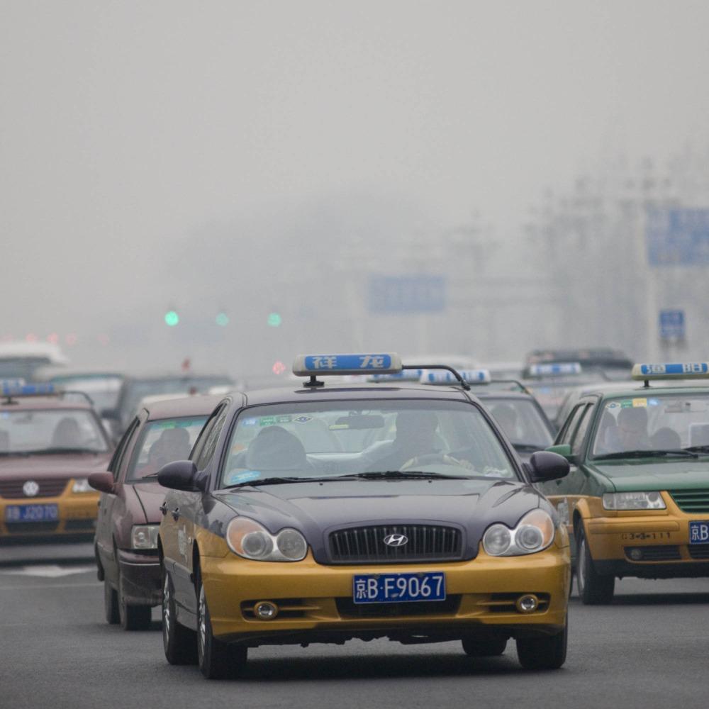 當代中國-改革開放-中國車牌演變
