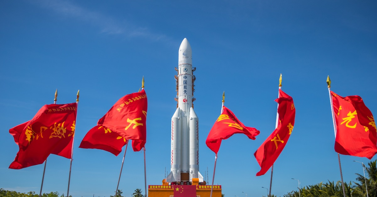 當代中國-中國航天-中國航天正不斷締造新的傳奇