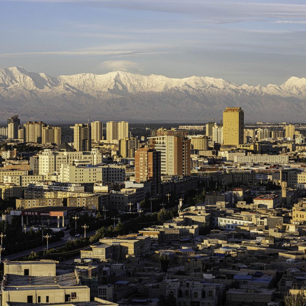當代中國-名家-張信剛看伊斯蘭文化中心——喀什的30年現代化