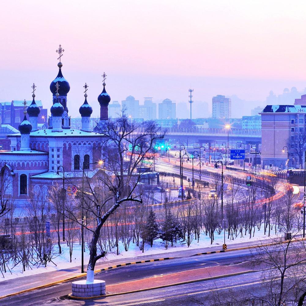 當代中國-中國旅遊-哈大高鐵
