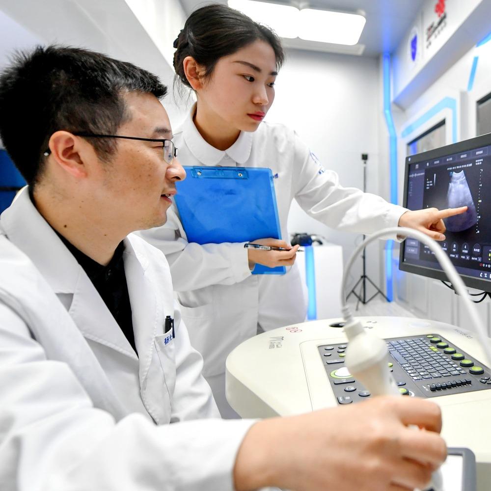 當代中國-5G-醫療效率