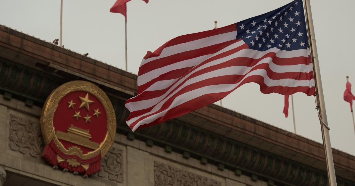 當代中國-中美關係-中美關係的核心就是大國崛起