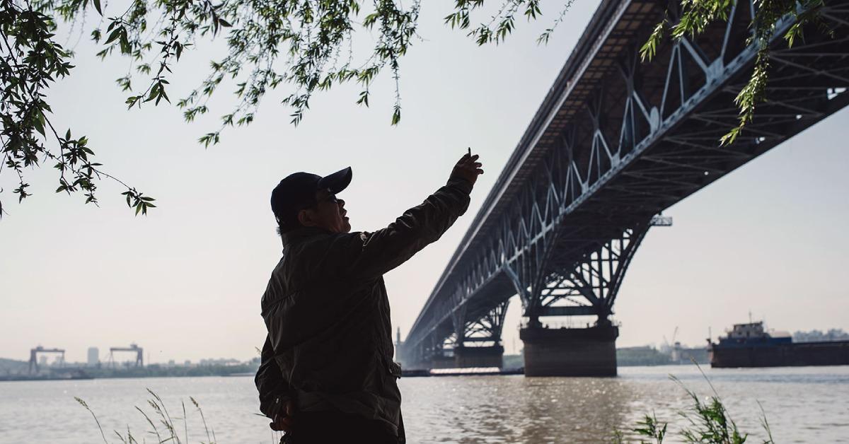 當代中國-中國新聞-大橋救生者cover