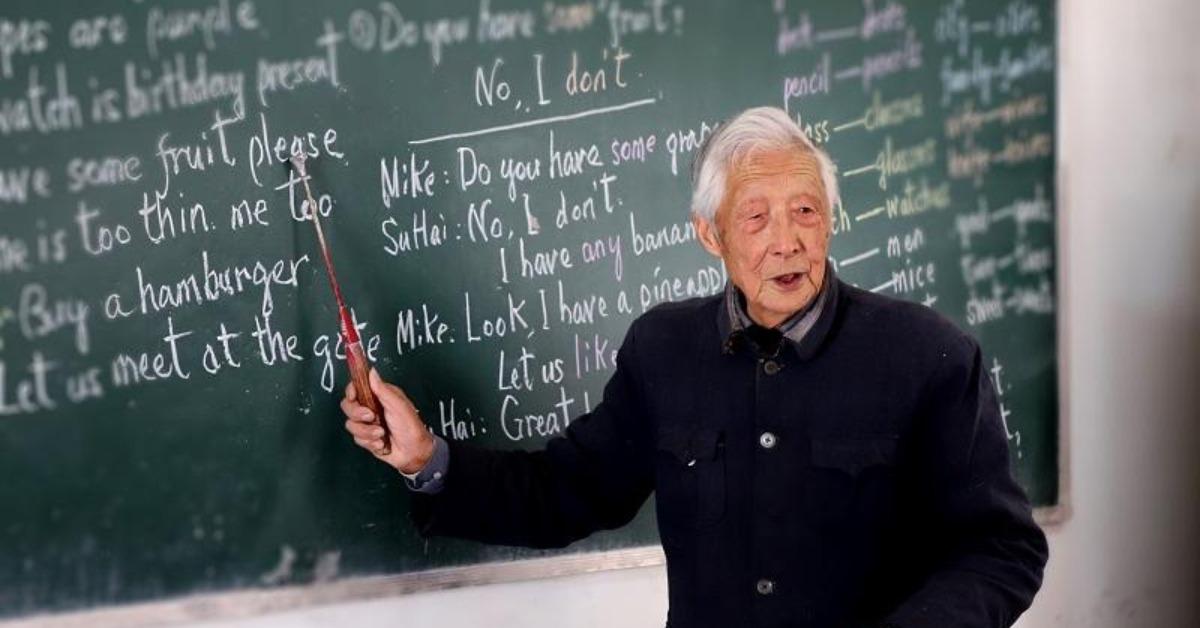 當代中國-中國教育-鄉村教師葉連平