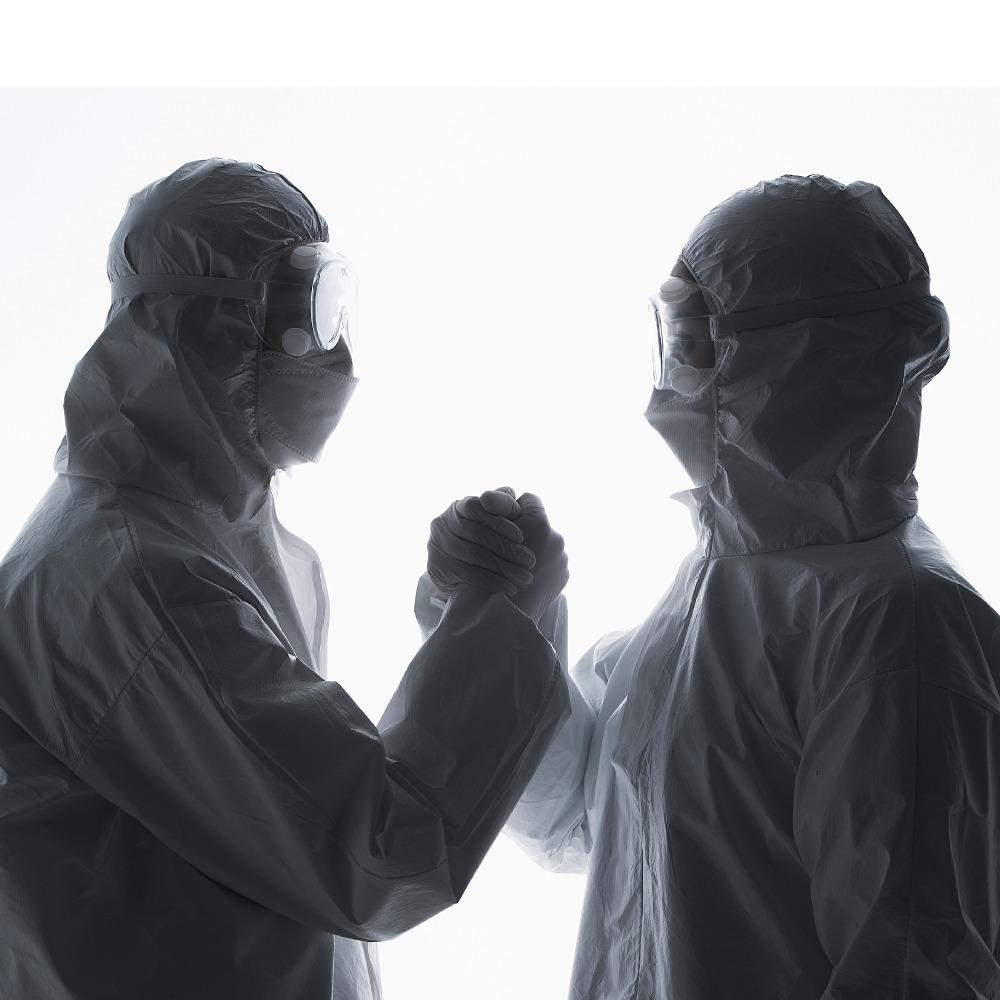 當代中國-新冠疫情-逆行義工