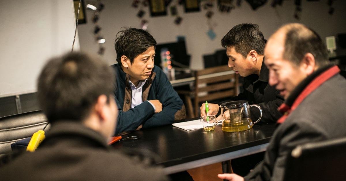 當代中國-創業咖啡店