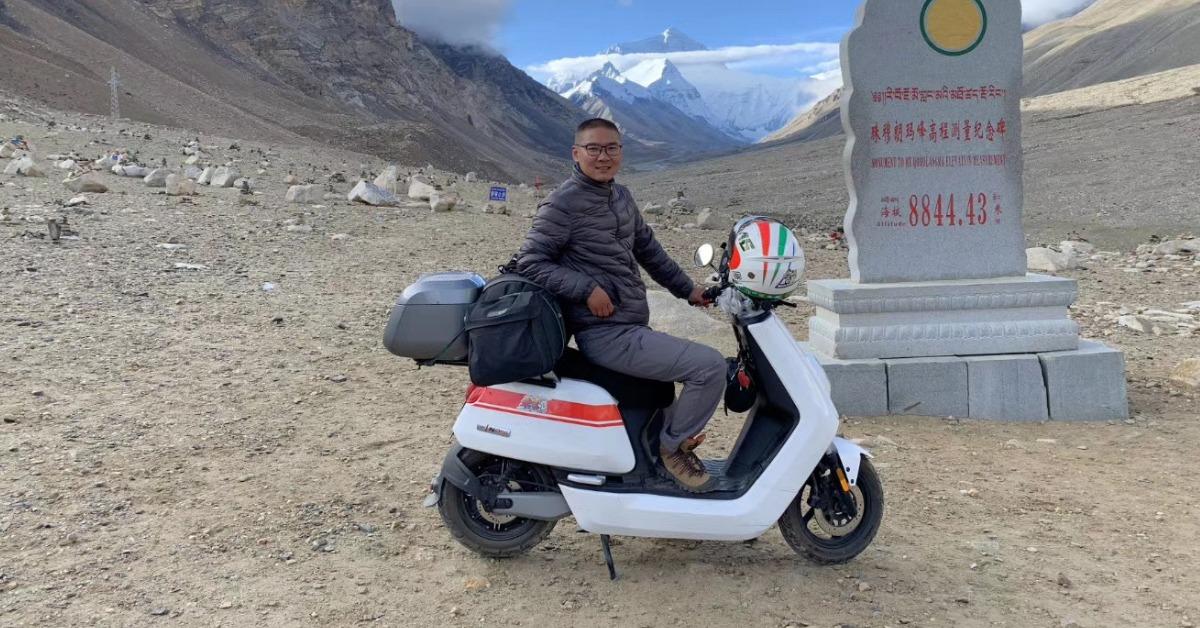 當代中國-周建兵環遊中國